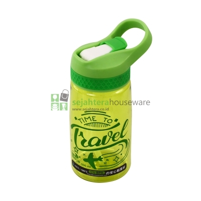 Botol Air Lucky Bird Tritan L-018 500ml