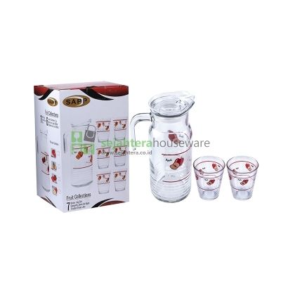 Drink Set FRUIT Collections D/7 SAPP